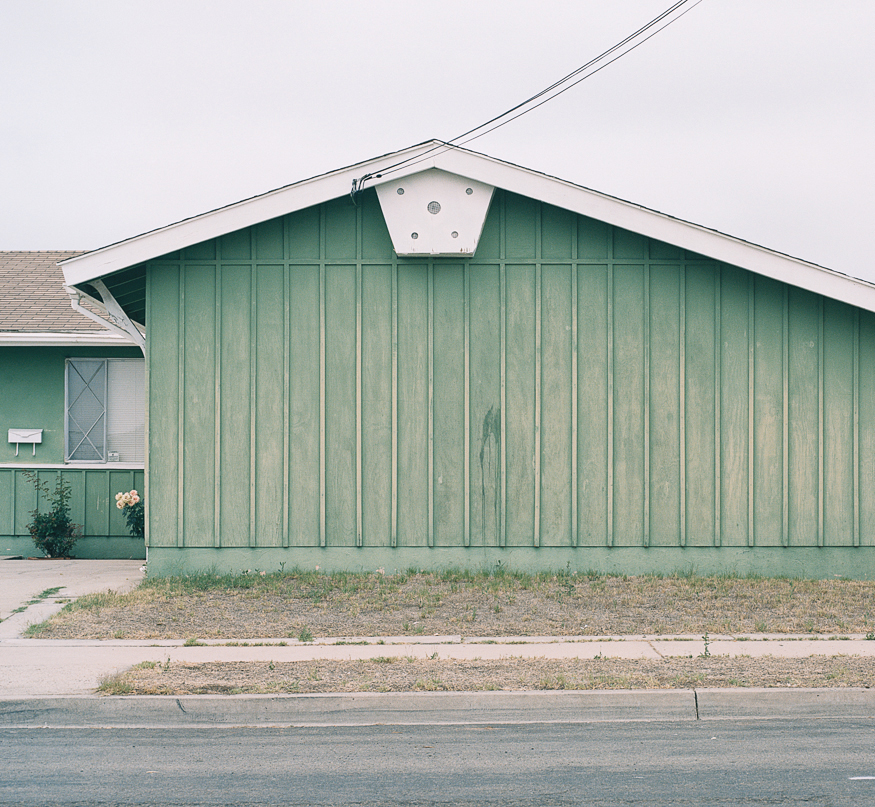 Clairemont Facades by Mark Yaggie
