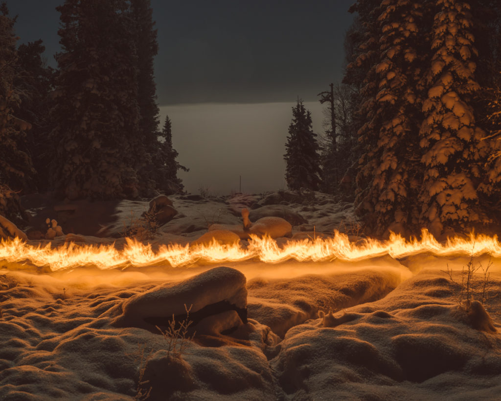 Slash and Burn by Terje Abusdal